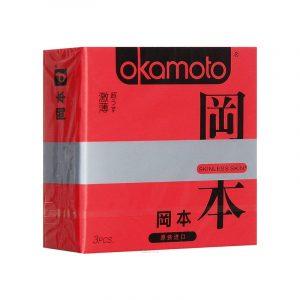 Презерватив Okamoto Skinless Skin Superthin №3