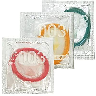Презервативы Okamoto 003 Color 3 шт.